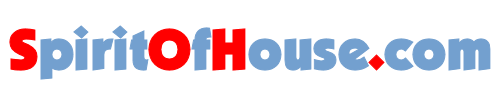 spirit of house logo